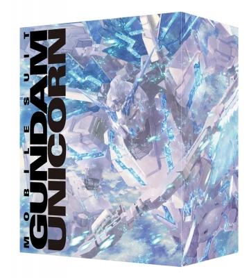 機動戦士ガンダムUC Blu-ray BOX Complete Edition【RG 1/144 ユニコーンガンダム ペルフェクティビリティ 付属版】(初回限定生産)