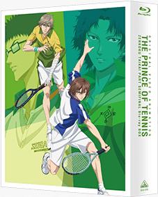 テニスの王子様  OVA 全国大会篇 Semifinal  Blu-ray BOX