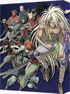 幽☆遊☆白書  25th Anniversary Blu-ray BOX 魔界編<最終巻>