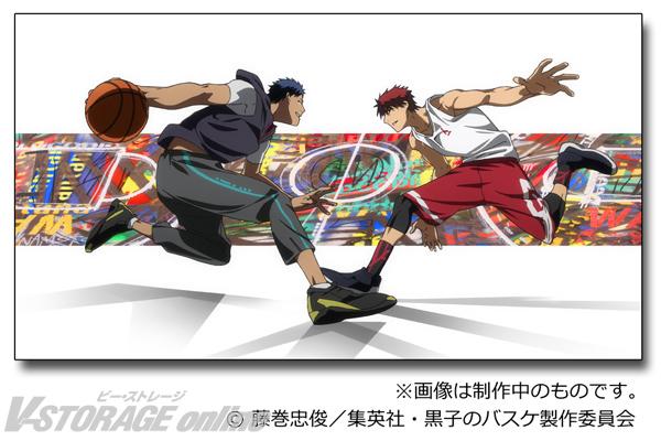 「黒子のバスケ ウインターカップ総集編」OLDCODEX完全コラボ!&入場者プレゼント配布決定!