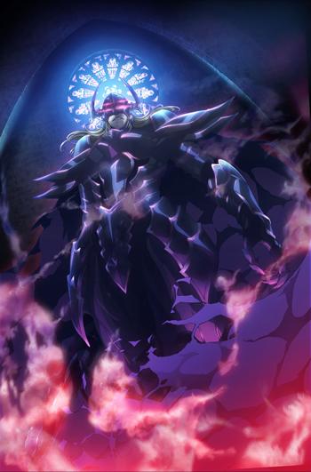 特典アルカナ:「黒騎士」
