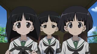 映像特典新作OVA場面
