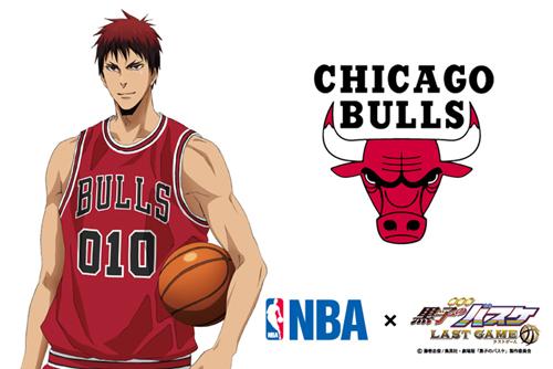 NBA×黒バスコラボ_第1弾ビジュアル(火神大我)