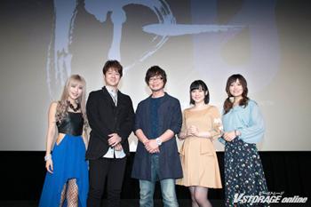 豪華スタッフ陣が贈る超話題のオリジナルTVアニメーション!『ID-O』先行上映会レポート