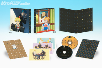 特典満載の豪華スペシャル仕様「ACCA13区監察課 Blu-ray BOX & DVD BOX 第1巻 」4月21日発売!