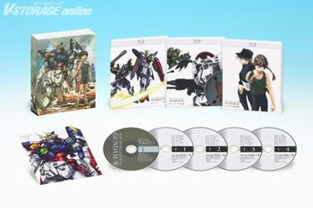 期間限定生産版と同仕様・同価格の特装限定版「新機動戦記ガンダムW」Blu-ray Box 6月23日発売!