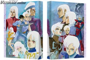 富野由悠季のライフワーク「バイストン・ウェル」物語の原点「聖戦士ダンバイン」Blu-ray BOX I 7月28日発売!