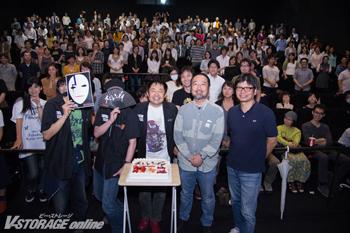 ボンズ制作による史上最強・最高の時代劇アクションアニメ!『ストレンヂア -無皇刃譚-』10周年記念スタッフトーク付き上映会レポート