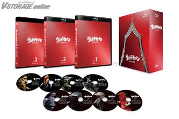 本編のみ収録のシンプル仕様! 日本特撮の金字塔「ウルトラセブン」Blu-ray BOX Standard Edition 10月27日発売!