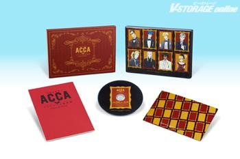 オリジナルエピソードも語られた「朗読音楽劇『ACCA13区監察課』-Piece of Mind-」Blu-ray&DVD 12月22日発売!