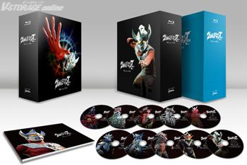 ウルトラマンシリーズ第6作「ウルトラマンタロウ」Blu-ray BOX 12月22日発売!