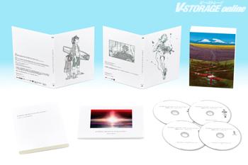 劇場版3部作開幕!「交響詩編エウレカセブン ハイエボリューション1」Blu-ray&DVD  2月23日発売!