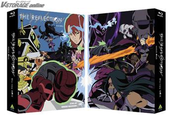 完全オリジナルヒーローアニメ「THE REFLECTION WAVE ONE」Blu-ray BOX 2月23日発売!