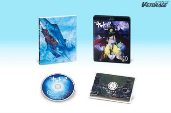 デスラー、キーマンの過去が明かされる「宇宙戦艦ヤマト2202 愛の戦士たち」第5巻 Blu-ray&DVD 6月22日発売!