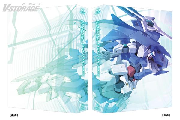 9月26日(水)発売 『ガンダムビルドダイバーズ』Blu-ray BOX 1 海老川兼武描き下ろしBOXイラストなど公開!Blu-ray BOX 2 12月21日(金)発売決定!