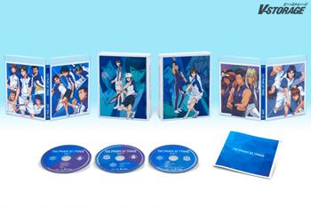 数々の熱戦が美麗な映像で蘇る!「テニスの王子様 OVA 全国大会篇」Blu-ray BOX  7月27日発売!