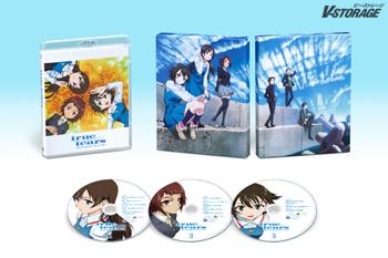 美しくも切ない青春群像劇「true tears」10周年記念 Blu-ray Box 9月26日発売!