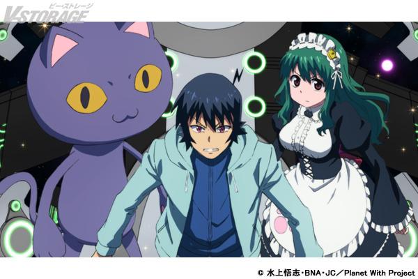 9月23日(日)TOKYO MXで最終話放送!! 話題沸騰のTVアニメ『プラネット・ウィズ』がついに終結!! クライマックスに向けて最終話先行カット到着!!