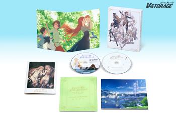 岡田麿里の初監督作!「さよならの朝に約束の花をかざろう」Blu-ray&DVD 10月26日発売!