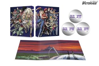 完全新作アニメーションを2本収録!「幽☆遊☆白書 25th Anniversary Blu-ray BOX 魔界編<最終巻>」10月26日発売!
