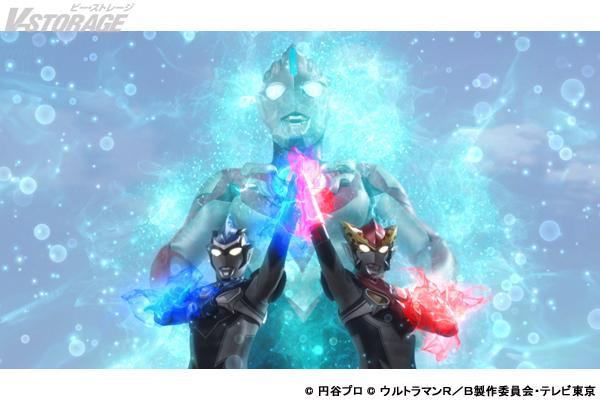 特典SPECIAL DISCは200分超!! 11月22日発売『ウルトラマンR/B』Blu-ray BOX Ⅰ」に『ウルトラマンオーブ THE CHRONICLE』第26話「届けオーブの祈り!新たなる英雄(ヒーロー)登場!」等追加収録決定!!