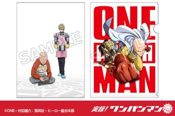 実録!  先着購入特典 2018年12月21日発売!!!【ワンパンマン Blu-ray BOX/DVD BOX】 [実録...