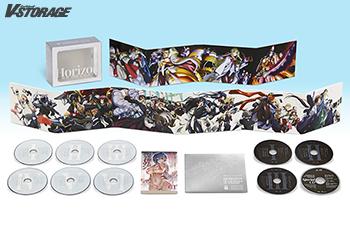完全新作特典アニメーションを収録!TVアニメ「境界線上のホライゾン」Blu-ray BOX 12月21日発売!