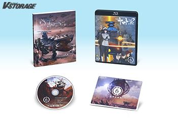 壮絶な運命が古代と雪を待ち受ける「宇宙戦艦ヤマト2202 愛の戦士たち」第6巻 Blu-ray&DVD 12月21日発売!