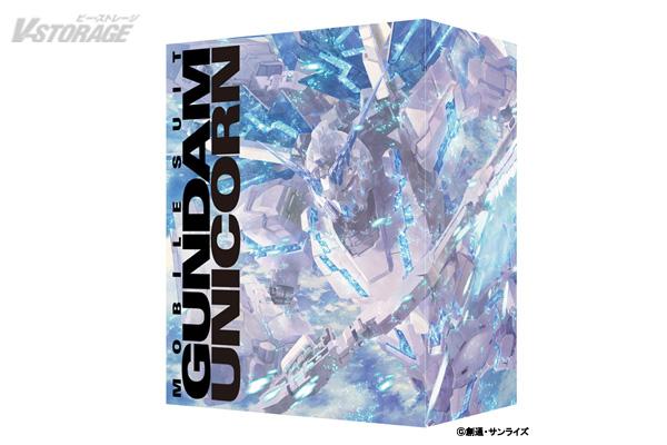 2月26日発売『機動戦士ガンダムUC』Blu-ray BOX Complete Edition カトキハジメ描き下ろし収納ボックスイラスト完全版 初公開!! 新規特典「ユニコーンガンダム ペルフェクティビリティ」が動くPV場面も到着!