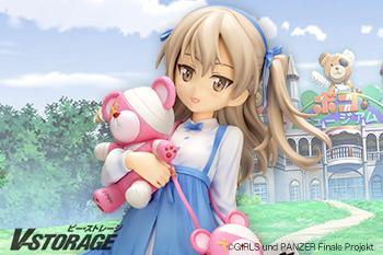 ガールズ&パンツァー フィギュア道EX 島田愛里寿 Wonderland Color ver. 【2019年2月15日 注文締切日】