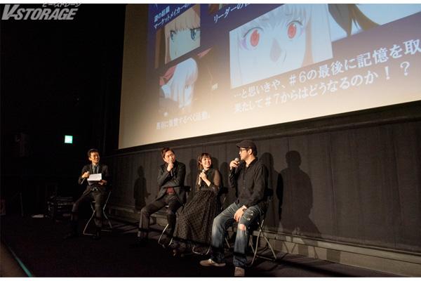 2月24日&3月3日開催!平田広明らが登壇したNETFLIXオリジナルアニメーション作品『B: The Beginning』上映イベントオフィシャルレポート公開!Blu-ray Boxの最新情報も公開!