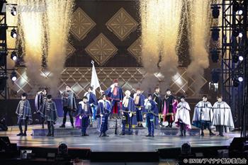日本全国と海外のファン16万人が熱狂!TVアニメ2期新情報も発表!!『アイドリッシュセブン 2nd LIVE「REUNION」』オフィシャルレポート到着!