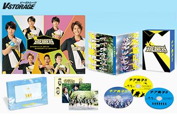 横浜流星×中尾暢樹、W主演!「チア男子!!」Blu-ray&DVD 9月26日発売!