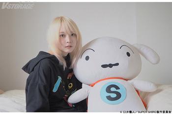 10月14日(月・祝)配信スタート「SUPER SHIRO」主題歌アーティスト解禁!!マルチアーティストとして注目を集めるシンガーソングライター