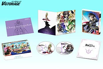 待望の完全新作映画「コードギアス 復活のルルーシュ」Blu-ray&DVD 12月5日発売!