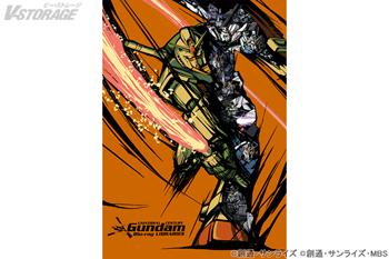 """「宇宙世紀ガンダム」TVシリーズがスペシャルプライスBlu-ray""""U.C.ガンダムBlu-rayライブラリーズ""""として発売決定!"""