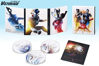 ウルトラマンタロウの息子「ウルトラマンタイガ」Blu-ray BOX Ⅰ 12月25日発売!