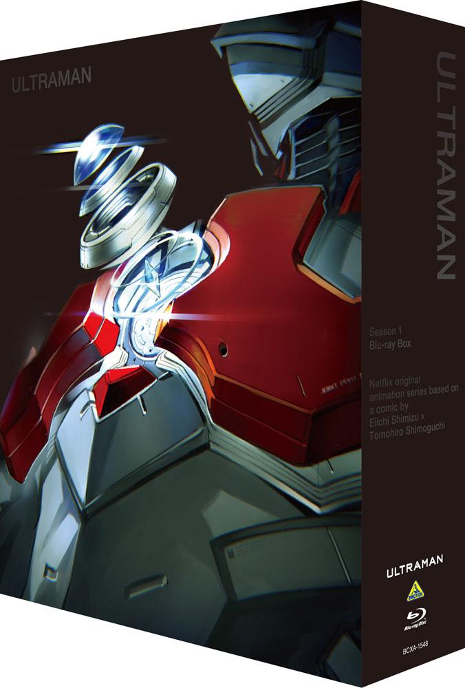 4月よりTOKYO MX、BS11にてテレビ放送スタート!アニメ『ULTRAMAN』 Blu-ray BOX発売決定!!<※2020年4月22日発売日情報更新>