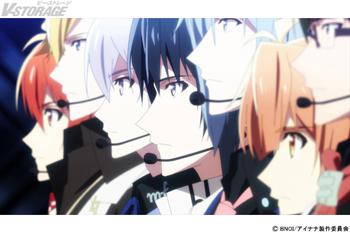 TVアニメ「アイドリッシュセブン Second BEAT!」第4話「あらたなかたち」場面カット&あらすじ公開!