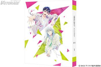 TVアニメ「アイドリッシュセブン Second BEAT!」Blu-ray&DVD 第1巻 8月27日発売決定! スリーブケース&インナージャケットビジュアル、特典情報を公開!