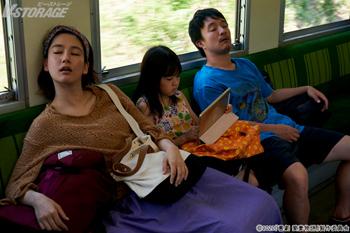 9月11日公開 映画『喜劇愛妻物語』香川まで青春18きっぷで向かう家族の姿を捉えた新たな本編映像が解禁!聴けば力が湧いてくるテーマソングにも注目!