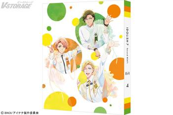 「アイドリッシュセブン Second BEAT!」2月25日発売Blu-ray&DVD第4巻 スリーブケース&インナージャケットビジュアルを公開!