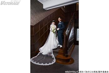 門脇麦、美麗なウエディングドレス姿を披露!夫・高良健吾と気品あふれる夫婦役に 2月26日(金)公開『あのこは貴族』結婚式に集まる親族一同を捉えた本編シーンも解禁!