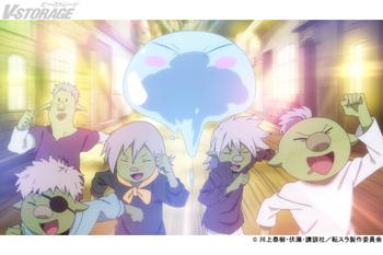 『転生したらスライムだった件 第2期』第27話「楽園、再び」あらすじ&先行カット公開!! 1月26日(火)より順次放送&配信!