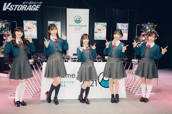 Liella!キャスト5人でお届け!『ラブライブ!スーパースター!! Liella!生放送 ~AnimeJapanからこんにちは!~』イベントレポート