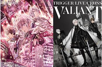 『アイドリッシュセブン』TRIGGER初のグループ単独ライブ!オンラインライブ「TRIGGER LIVE CROSS