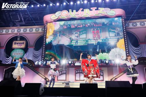 ユニットライブ&ファンミーティング第2弾!『ラブライブ!虹ヶ咲学園スクールアイドル同好会 UNIT LIVE & FAN MEETING vol.2 QU4RTZ 〜Sweet Cafe〜』レポート